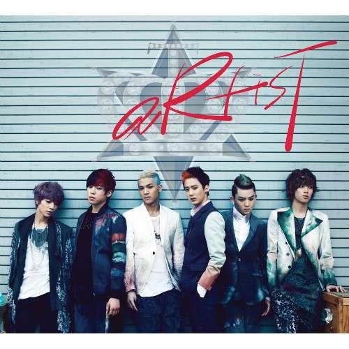 Teen Top - aRtisT [3rd Mini Album]