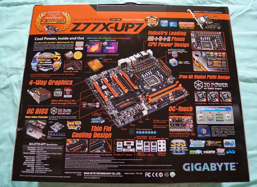 graphics engine gigabyte