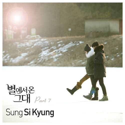 [Single] Sung Si Kyung - You Who Came From The Stars OST Part.7