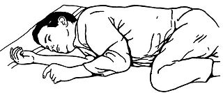 koma pozisyonu