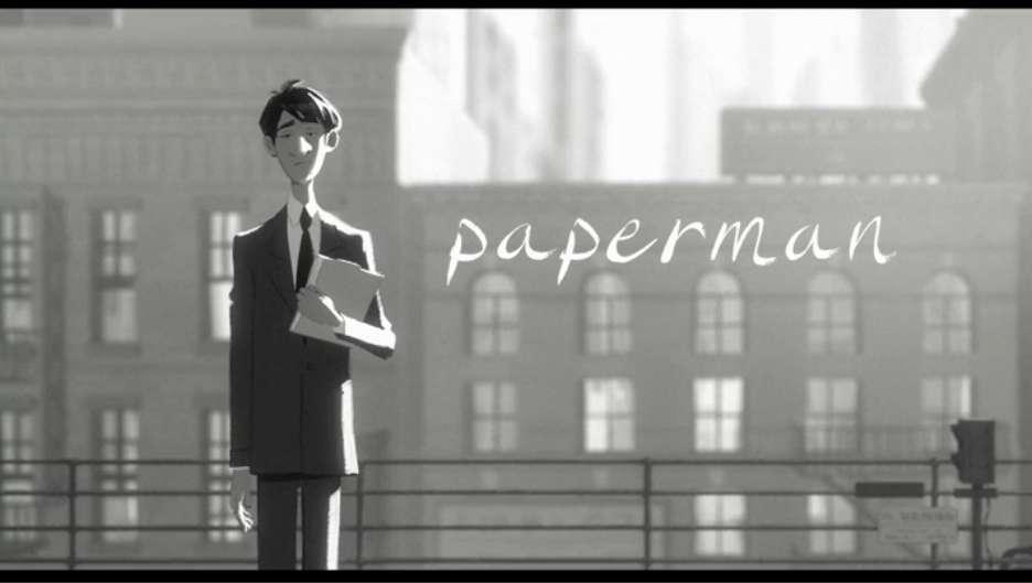 Oscars 2013 Best Animated Short Paperman