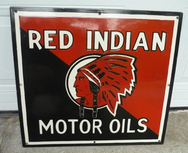 Red Indian Repro (Stencilwork) VS Red Indian Orig  - Primarily