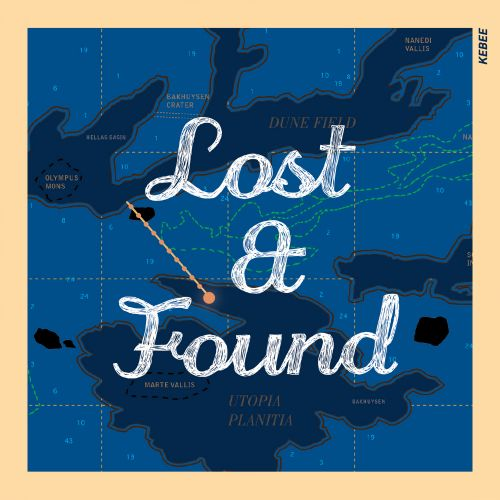 [Album] Kebee - Lost & Found