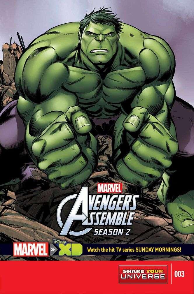 4aef41d30a4b Sollicitations Marvel Comics - Janvier 2015