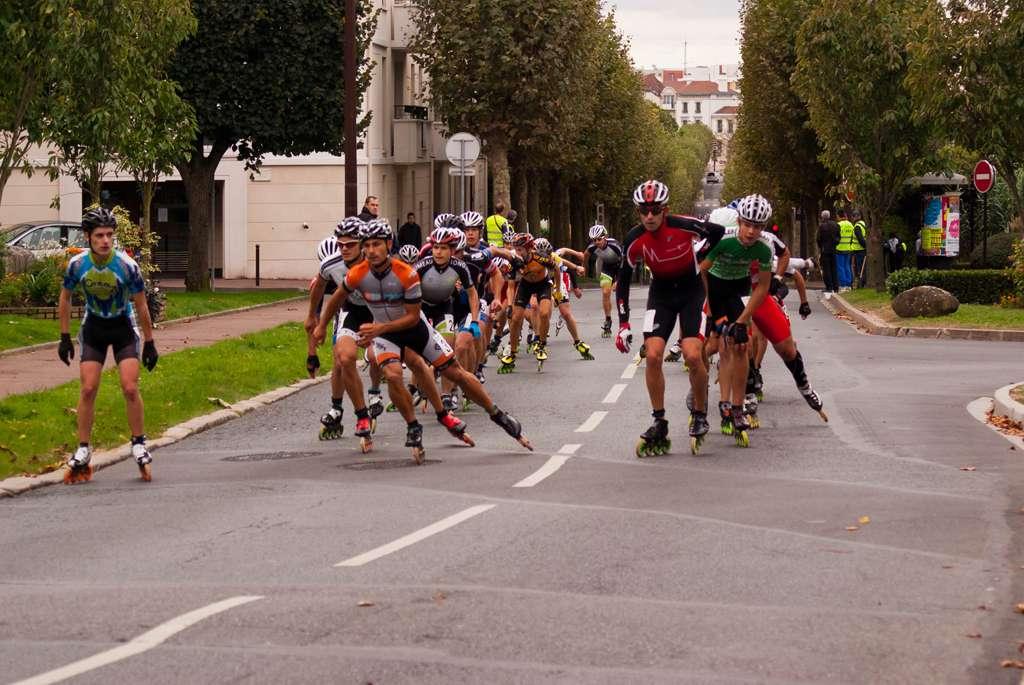 Roller à Brétigny SMPEsR