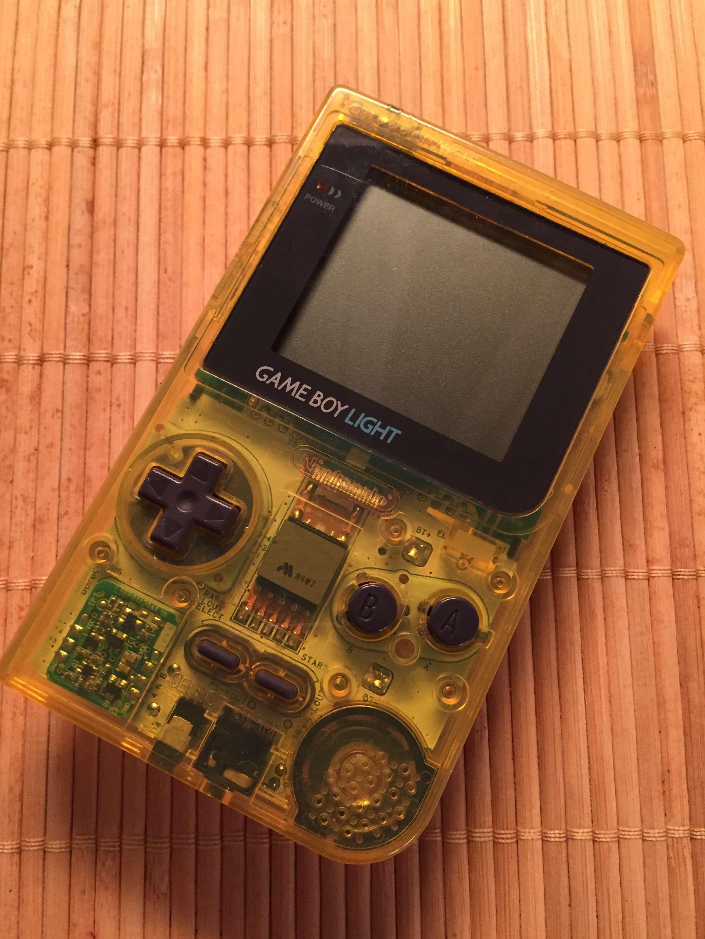 Gameboy Neo Geo Pocket Nintendo 3ds Manelos Actualizada