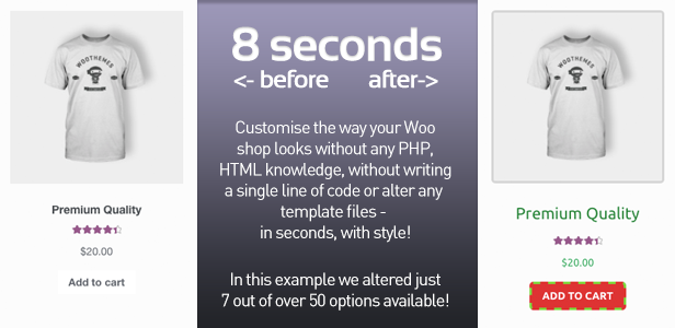 PimpMyWoo - Customize WooCommerce in style 1