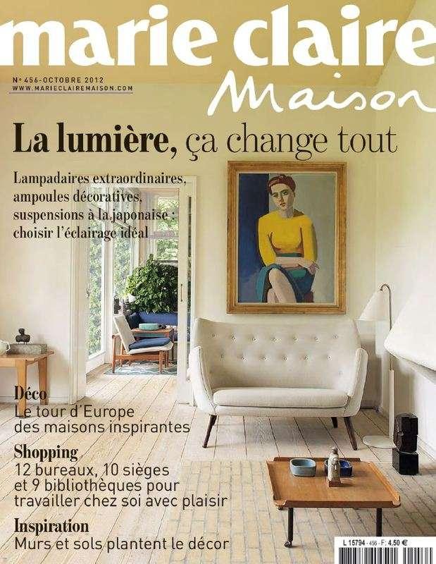 Marie Claire Maison 456 Octobre 2012