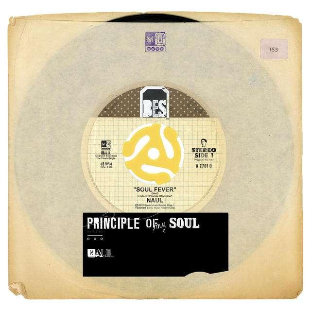 Download [Album] Na-Ul (Brown Eyed Soul) – Principle Of My