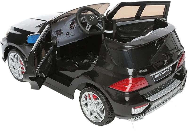 kinderelektroauto mercedes ml63 12v elektroauto gro 2x35 fernbedienung elektrofahrzeuge autos. Black Bedroom Furniture Sets. Home Design Ideas