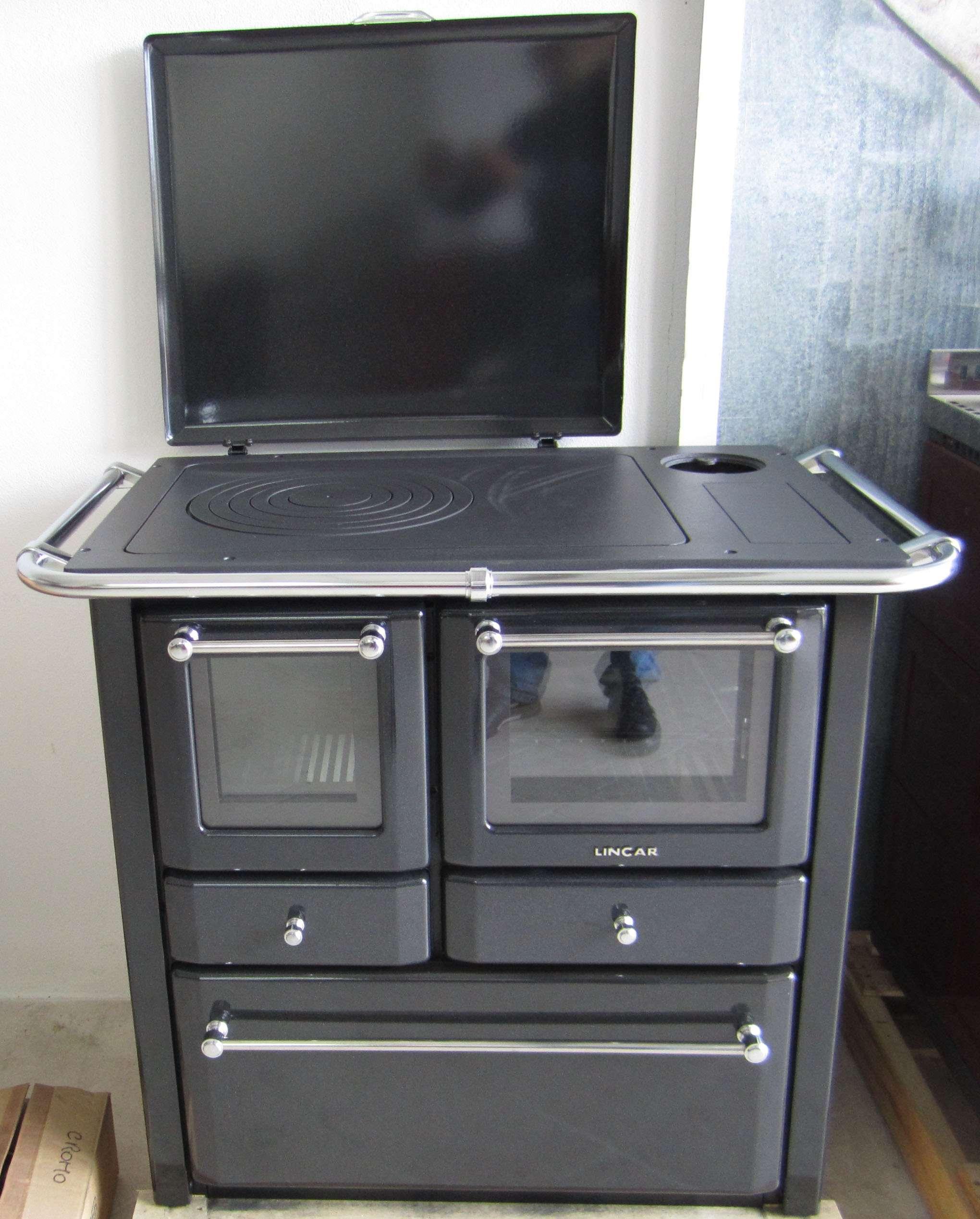 Cucina A Legna Lincar.Cucina A Legna Lincar Modello Gaia 148 V Kw 8 Imar