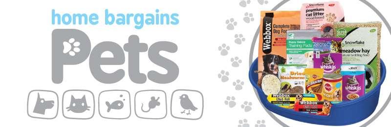 Home Bargains Pets