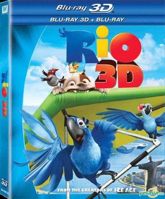 Rio (2011) 3D Half SBS 1080p DTS ITA ENG + AC3 Sub - DDN