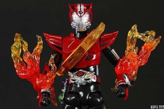 [Review] S.H. Figuarts Kamen Rider Drive type SPEED 40ak7E