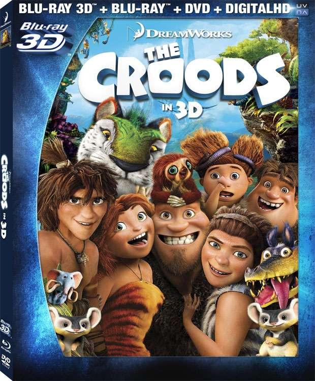 I Croods 3D (2013) MKV 3D Half SBS DTS ITA ENG + AC3 Sub - DB