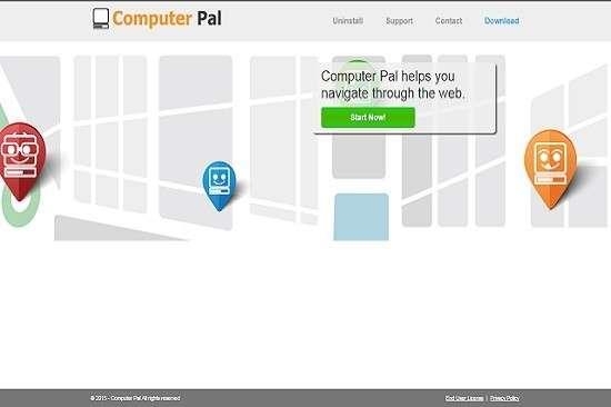 Usuń Ogłoszenia przez PC Pal