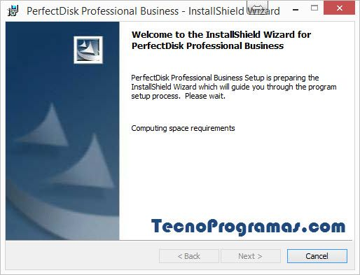 perfect disk professional