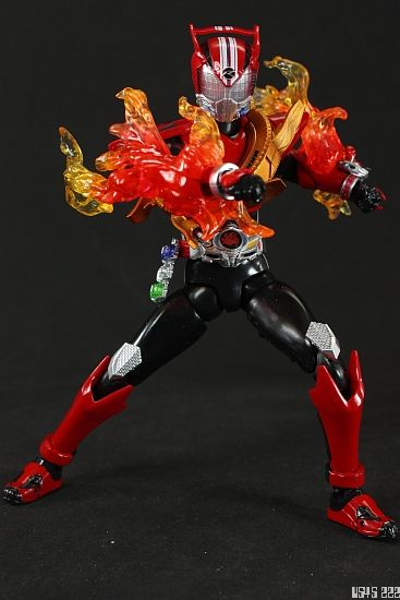 [Review] S.H. Figuarts Kamen Rider Drive type SPEED CY4ItD