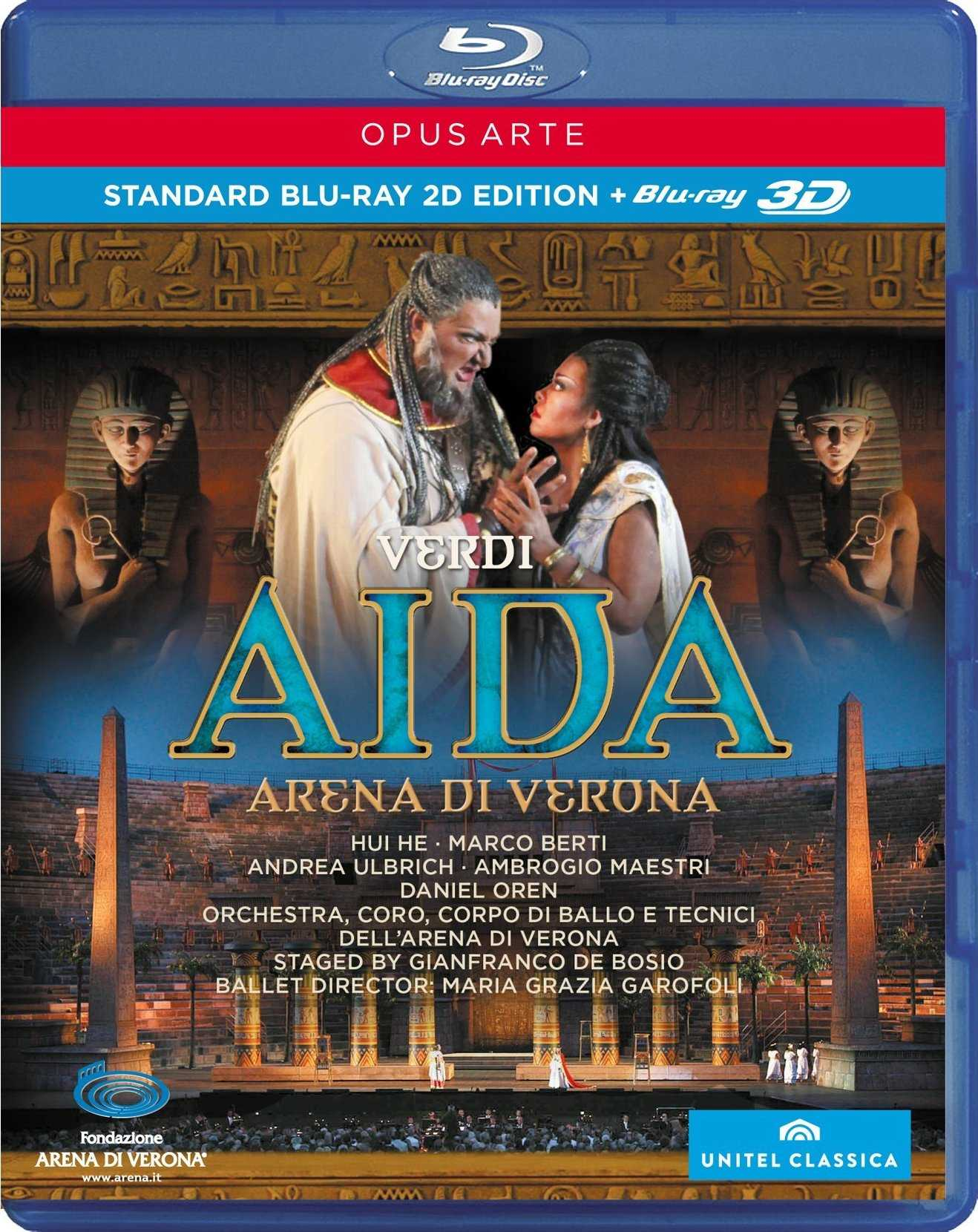 Giuseppe Verdi: Aida (2012) BluRay Full 2D 3D AVC DTS-HD ITA - DB