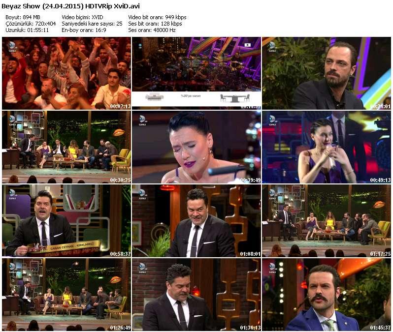 Beyaz Show (24.04.2015) HDTVRip XviD