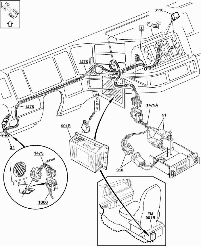 Volvo 670 Wiring Diagram