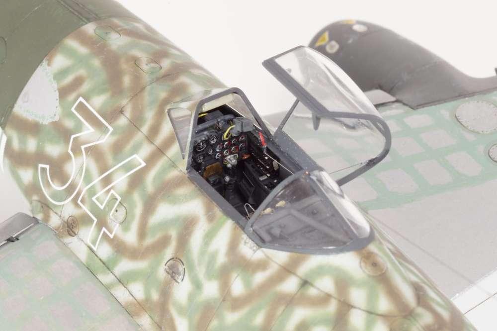 Me 262 Tamiya 1/48 YE3RSL