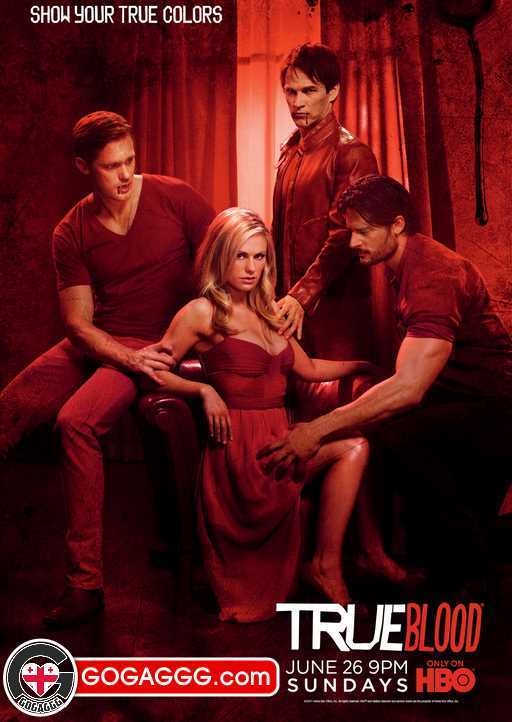 True Blood   ნამდვილი სისხლი (ქართულად)