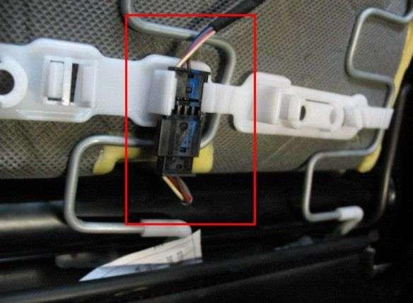 BMW 3 series Passenger Airbag Seat Mat Occupancy sensor emulator bypass 93c3