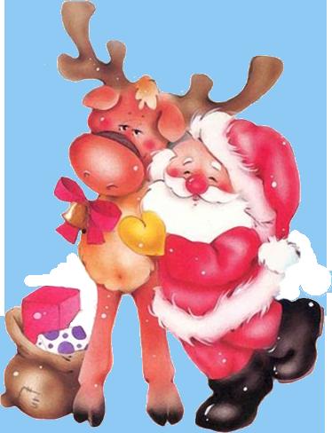 Papá Noel DDactk