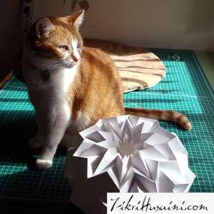 geometrik, hasil kerja seni geometrik