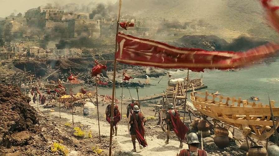 Titanų įniršis / Wrath of the Titans (2012)