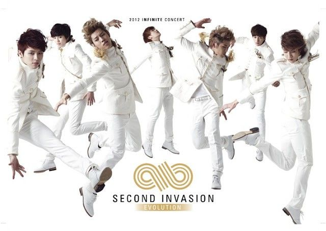 [Concert] Infinite - First Concert 'Second Invasion' in Tokyo TBS 120331