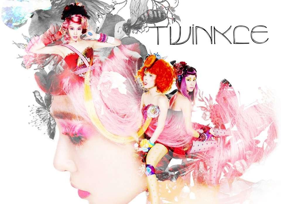[Mini Album] TaeTiSeo (TTS) - Twinkle