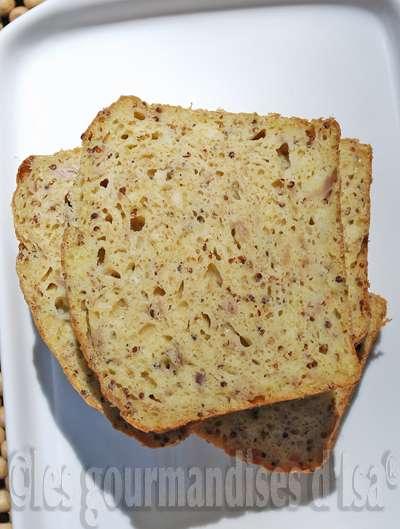 Cake Au Thon Et Olivese