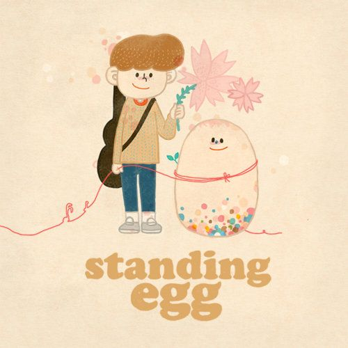 [Single] Standing Egg - Confession
