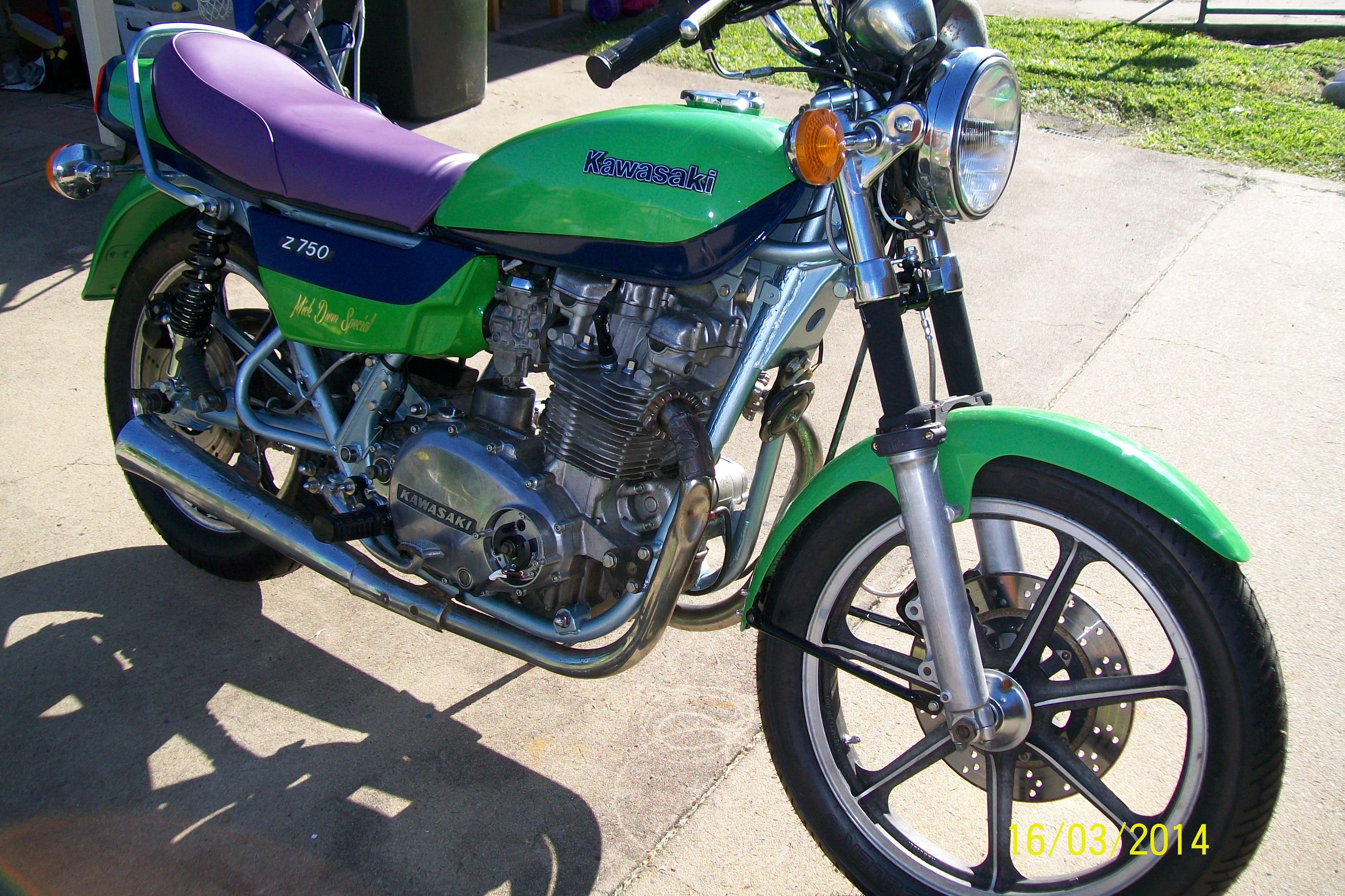 New to forum  and timing of KZ650 Dyna-s fitted to - KZRider