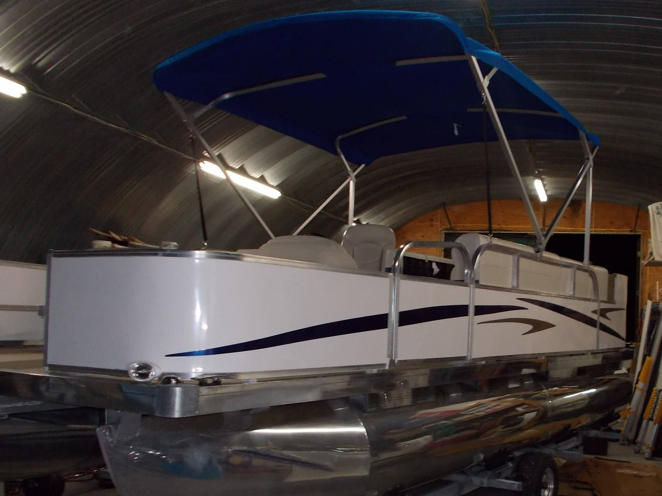 Panels Repaint Or Replace Pontoon Boat Amp Deck Boat Forum