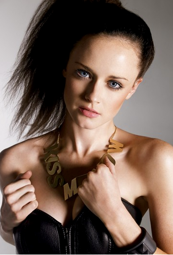 There alexis bledel boob share