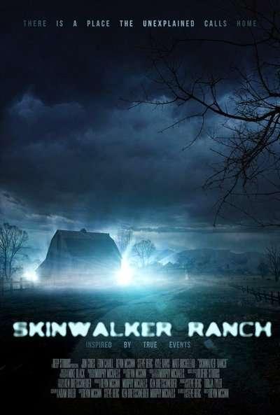 skinwalker ranch poster movie