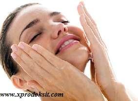 doğal yüz temizleyici