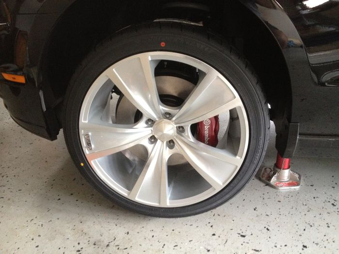 Adding brembo package post purchase?? - The Mustang Source