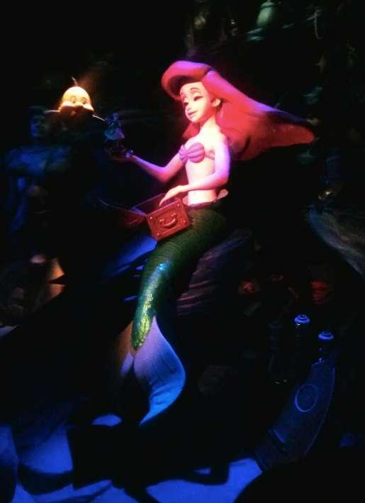 Ariel's Grotto!
