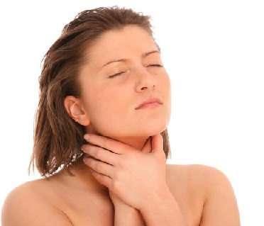 boğaz ağrısına dikkat