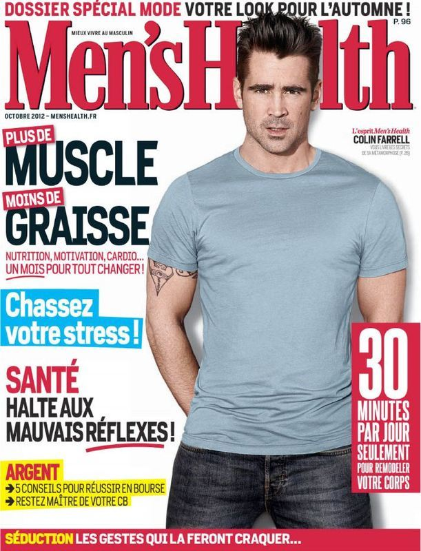 Men's Health 46 Octobre 2012