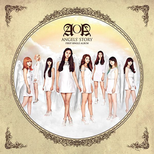 [Single] AOA (ACE OF ANGELS) - Angels' Story