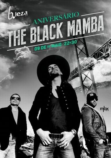 B.Leza Black Mamba SomDireto
