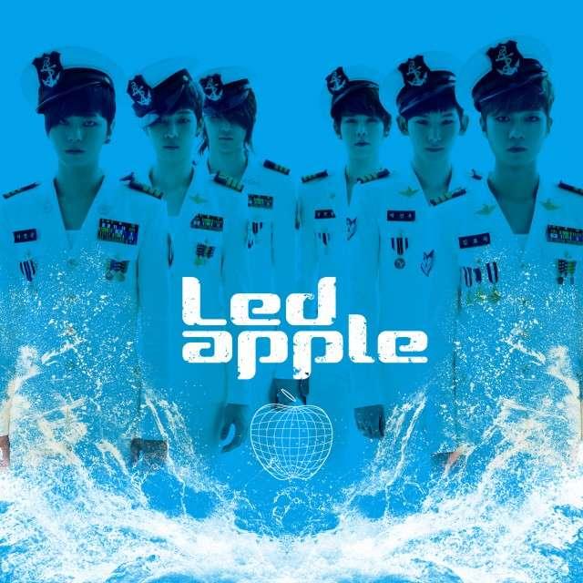 [Mini Album] LED Apple - Run To You