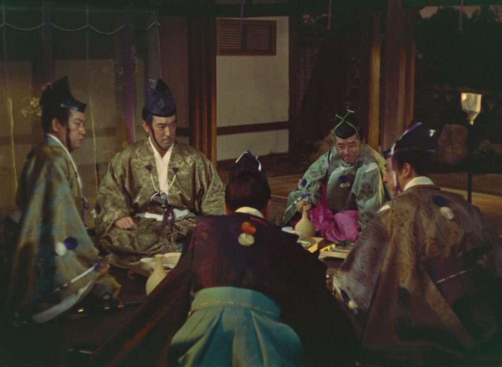 Jigokumon 1953 720p BluRay AVC preview 1