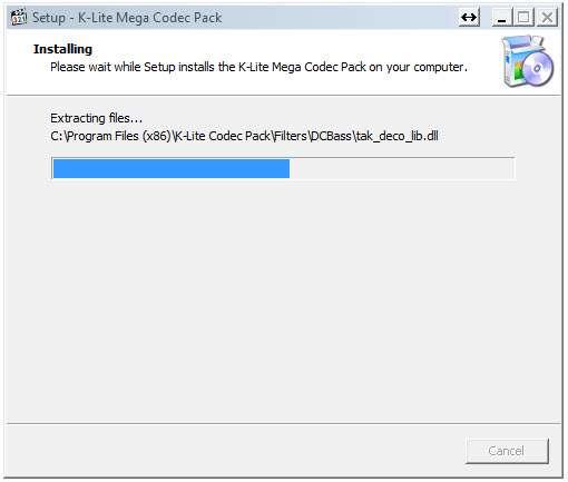 codec pack windows 7