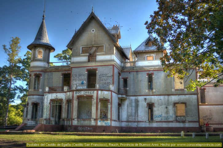 castillo san francisco